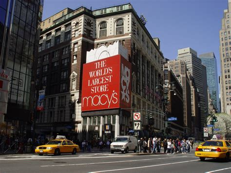 More Macy's Department Store Locations Are Closing