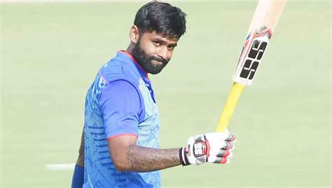 Suryakumar Yadav to be included in the ODI squad for the