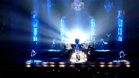 Rammstein live in New York December 11 2010 - Benzin - YouTube