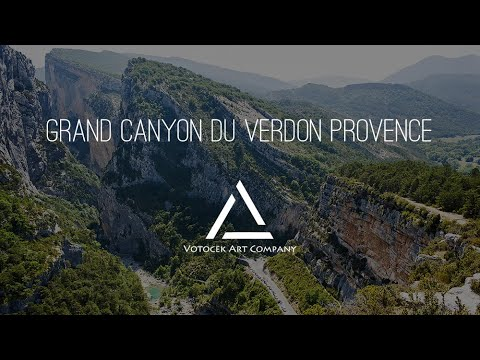 Europe's Grand Canyon: Verdon Gorge, France | Tourism on