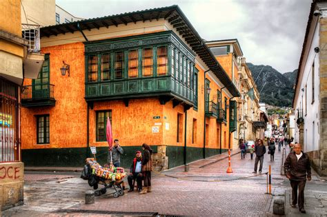 Bogota, Colombia | La Candelaria is one of my favorite