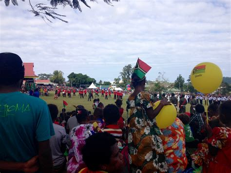 Happy Independence Day! (From Vanuatu)