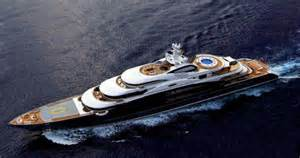 Billionaire's yachts are the biggest party palaces the
