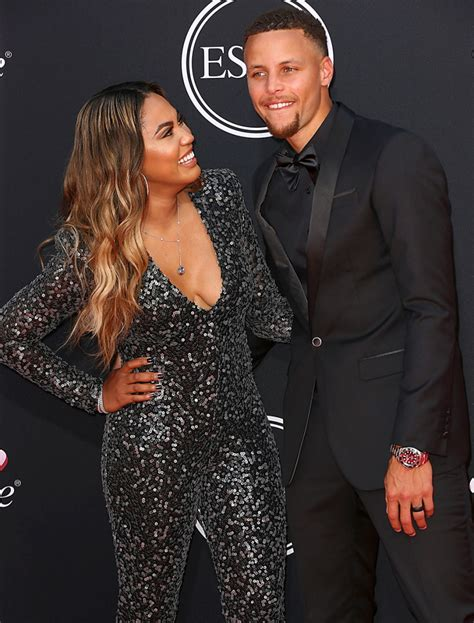 Ayesha Curry Gets Candid About NBA Husband Stephen Curry's