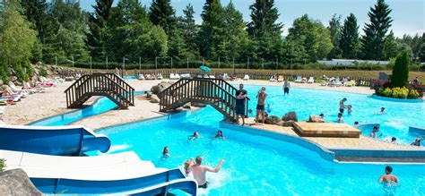 Camping Domaine des Bans **** Yelloh! Village in Corcieux