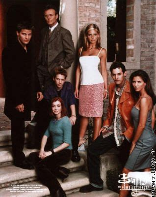 Univers de buffy contre les vampires [blogs