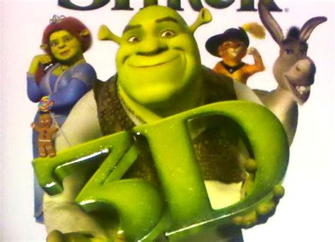 Back-Blogged: Shrek 3D: The Complete Collection