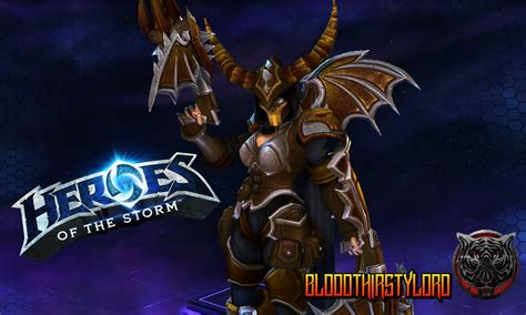 """Heroes of the Storm Gameplay👌 """"THE HUNTER BECOMES PREY"""