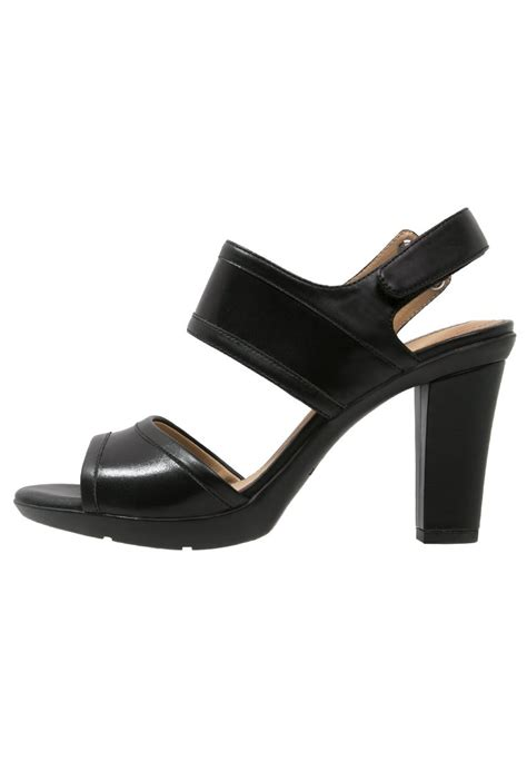 chaussures talons geox