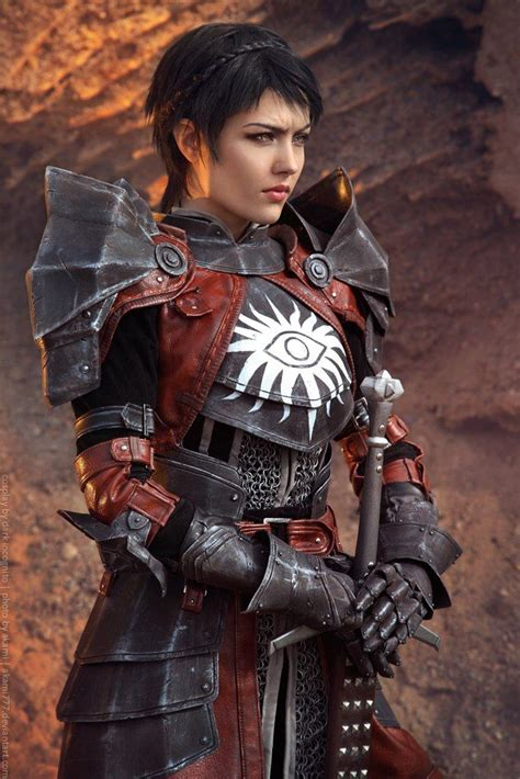 Cosplay Cassandra Pentaghast by HydraEvil on | Guerriers