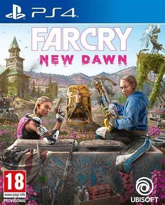 Far Cry 5 New Dawn PS4 Ubisoft (New) | Jeux video, Post